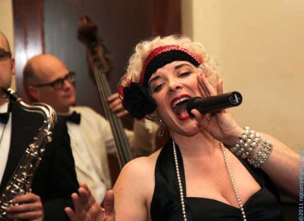 The Great Gatsby 1920s Band London