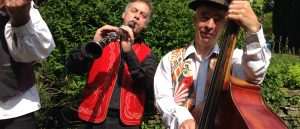 Bristol Klezmer Band - Gypsy Jazz Band