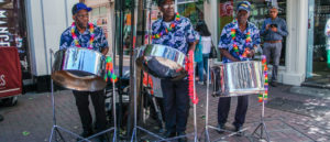 Niteblues Steel Pan Trio, London for hire
