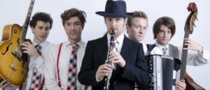 Shulmans Gypsy Jazz Band