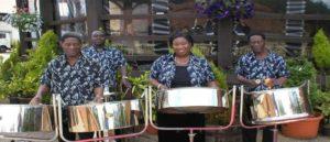 Soca Steel Pan Band