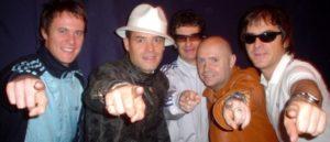 Sunset Nottingham Pop Band
