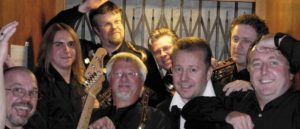 Symphony Sid And The Swing Kings - Swansea Wedding Band