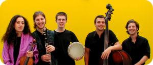 The Shlepping Mishpacha - London Klezmer Band