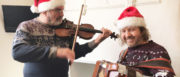 Black Velvet Band Christmas Ceilidh Trio