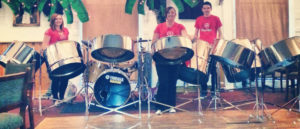 Real Steel Band Plymouth