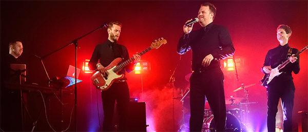 Simply Blue Pop Band London