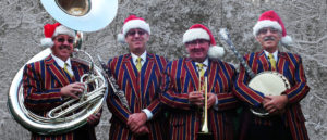 Book Trad Jazz Christmas Quartet