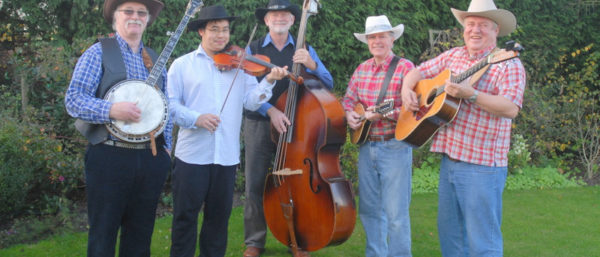 Biggin Hillbillies Kent Bluegrass Band