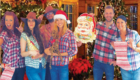 Christmas show from Debi and The Honky Tonk Angels