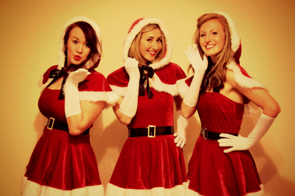 The Marionettes Vintage Swing Christmas Show