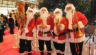 Hire Santa Brass Ensemble for Christmas Entertaiment in London