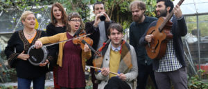 Oysland Klezmer Band - London wedding band